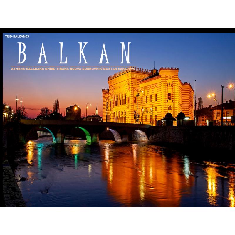 10 Days 9 Nights Balkan 5 Countries