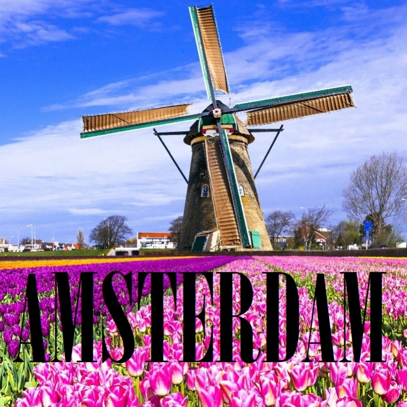 4 DAYS 3 NIGHTS AMSTERDAM