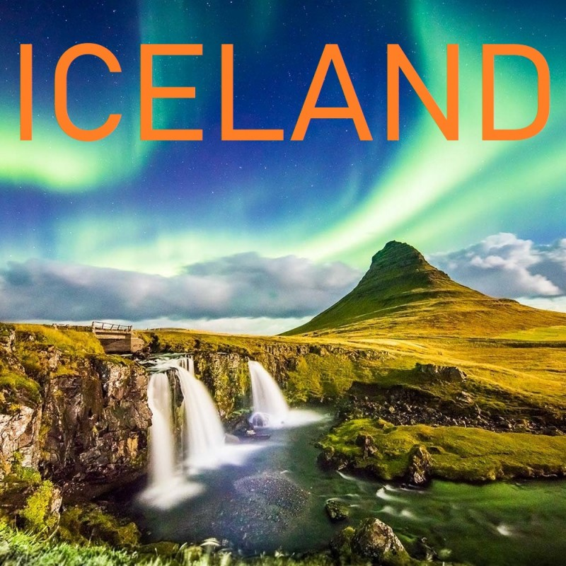 5 DAYS 4 NIGHTS HERITAGE OF ICELAND  (2-TO-GO WINTER PACKAGE)