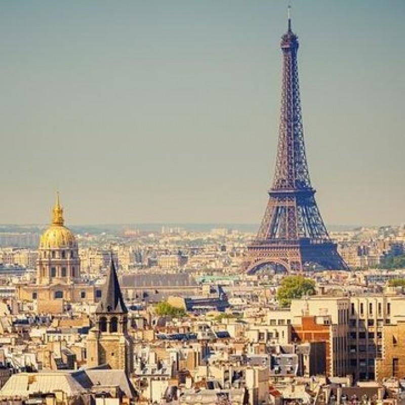 5 DAYS 4 NIGHTS PARIS