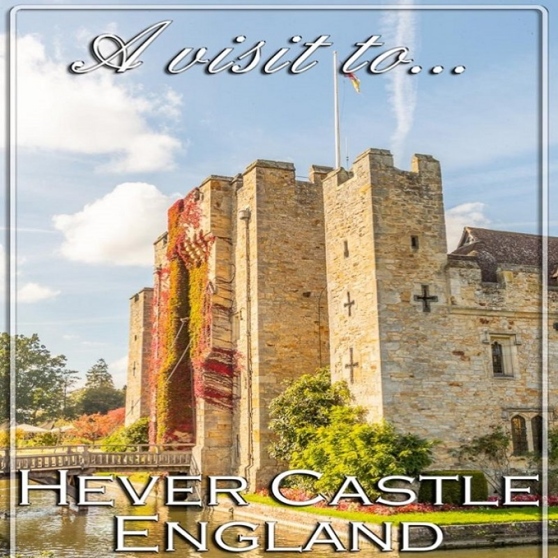3 DAYS 2 NIGHTS HEVER CASTLE, UNITED KINGDOM