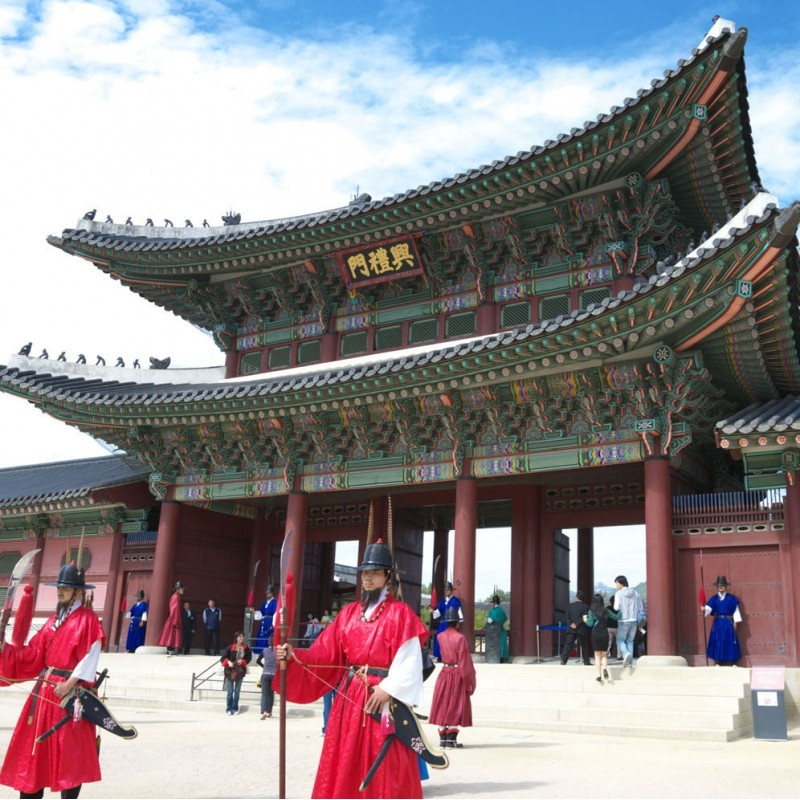 4 Days 3 Nights Seoul / Nami Island / Lotte World