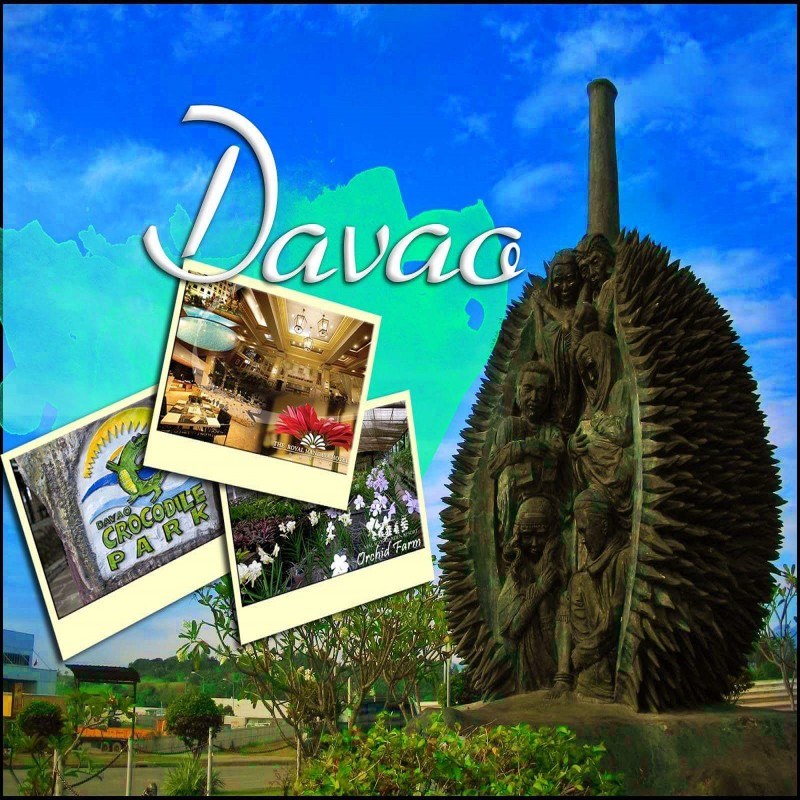 3 DAYS 2 NIGHTS DAVAO, PHILIPPINES