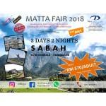3 Days 2 Nights Sabah (Kota Kinabalu - Kundasang)