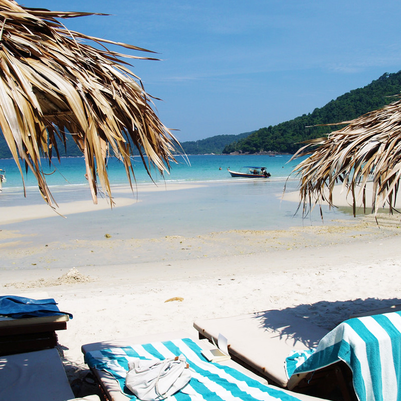 3 Days 2 Nights Bubu Long Beach (Perhentian Kecil)