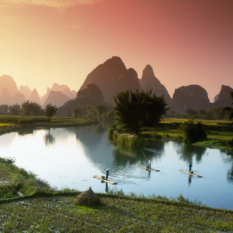 4 Days 3 Nights Guilin Muslim Tour