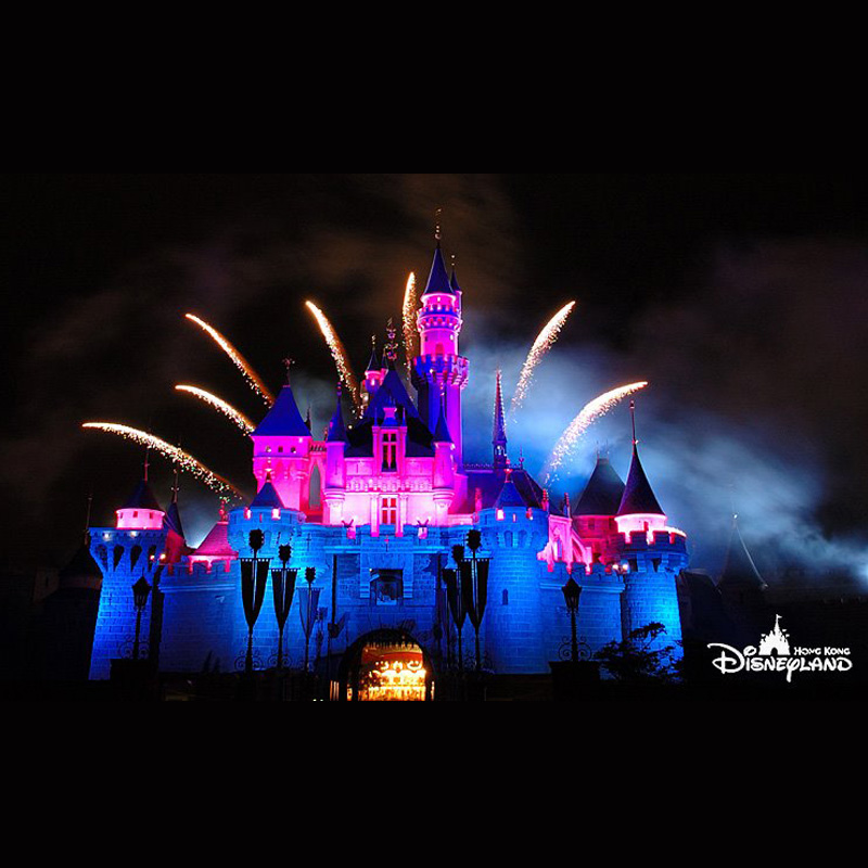 4 Days 3 Nights Hong Kong Disneyland Overnight (Newton Place Hotel)