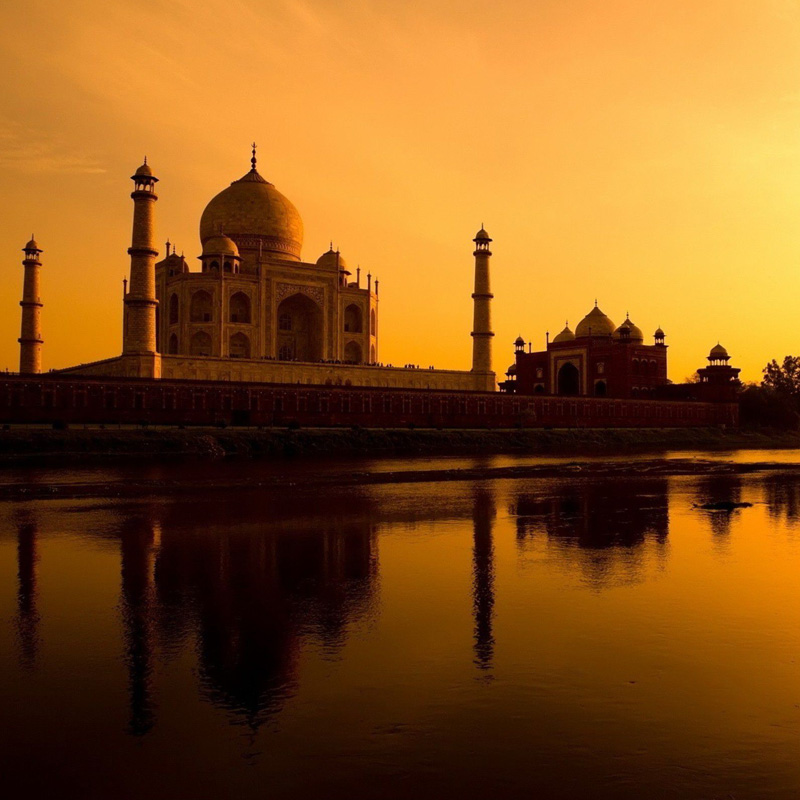 7 Days 6 Nights Taj Mahal Shopping Tour