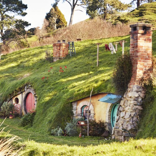 6 DAYS 5 NIGHTS FIT NORTH ISLAND NEW ZEALAND & LORD OF THE RINGS TOUR