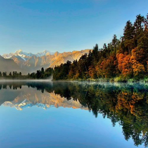 5 DAYS 4 NIGHTS FIT SOUTH ISLAND TOUR NEW ZEALAND