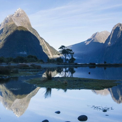 6 DAYS 5 NIGHTS FIT SOUTH ISLAND NEW ZEALAND & MILFORD SOUND TOUR