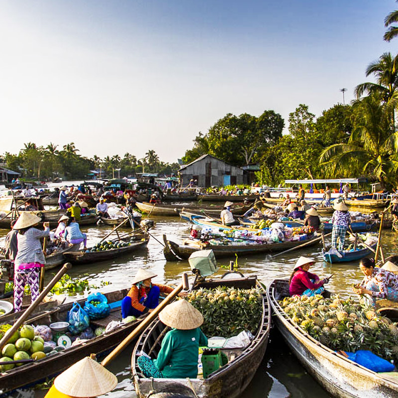 4 Days 3 Nights Ho Chi Minh / Mekong Delta / Chu Chi Shopping